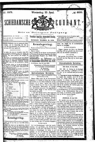 Schiedamsche Courant 1879-06-25