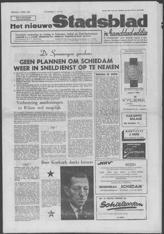 Het Nieuwe Stadsblad 1966-04-01