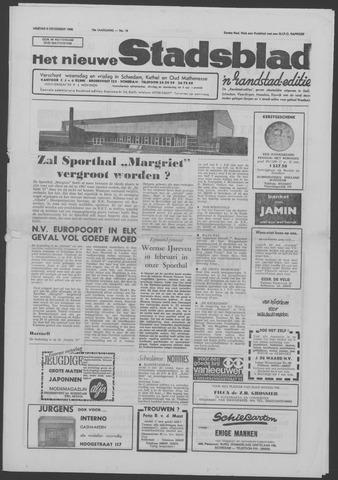 Het Nieuwe Stadsblad 1966-12-09