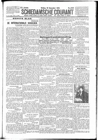 Schiedamsche Courant 1931-12-18