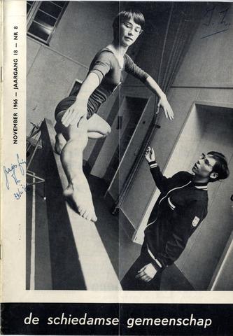 Schiedamse Gemeenschap (tijdschrift) 1966-11-01
