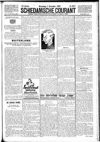 Schiedamsche Courant 1927-12-07