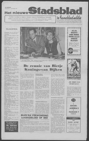Het Nieuwe Stadsblad 1969-11-05