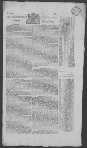 Rotterdamse Courant 1823-01-25