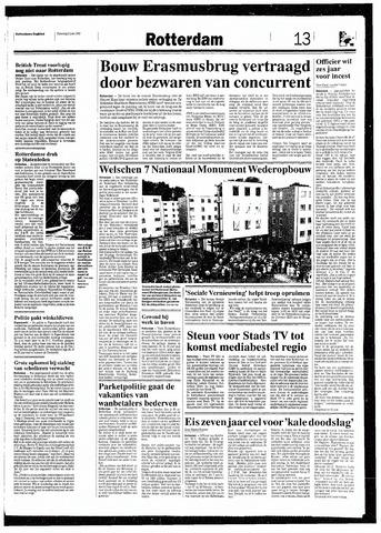 Rotterdamsch Nieuwsblad / Schiedamsche Courant / Rotterdams Dagblad / Waterweg / Algemeen Dagblad 1993-06-05