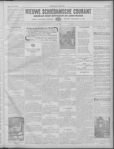 Nieuwe Schiedamsche Courant 1932-07-13