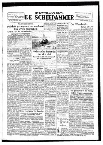 Rotterdamsch Parool / De Schiedammer 1947-12-02