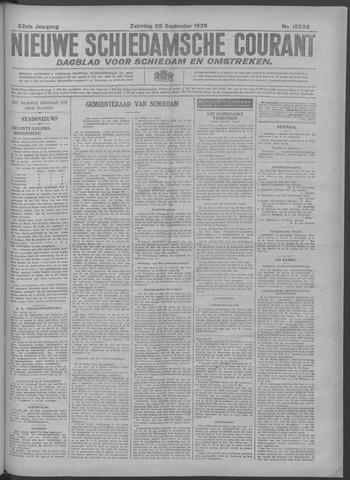 Nieuwe Schiedamsche Courant 1929-09-28
