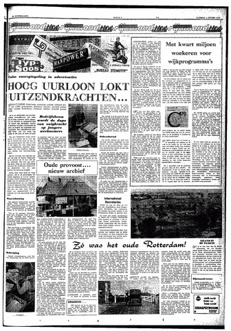 Trouw / De Rotterdammer 1969-10-04