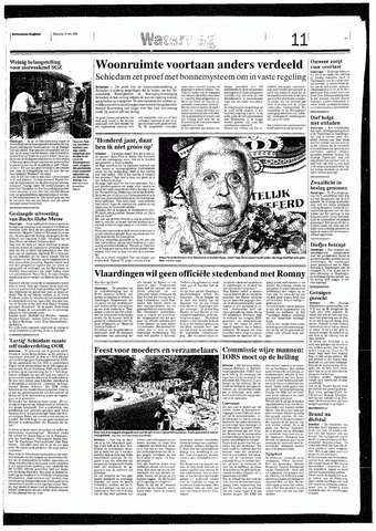 Rotterdamsch Nieuwsblad / Schiedamsche Courant / Rotterdams Dagblad / Waterweg / Algemeen Dagblad 1993-05-10