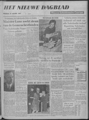 Nieuwe Schiedamsche Courant 1961-03-14