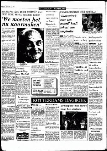 Rotterdamsch Parool / De Schiedammer 1968-06-29