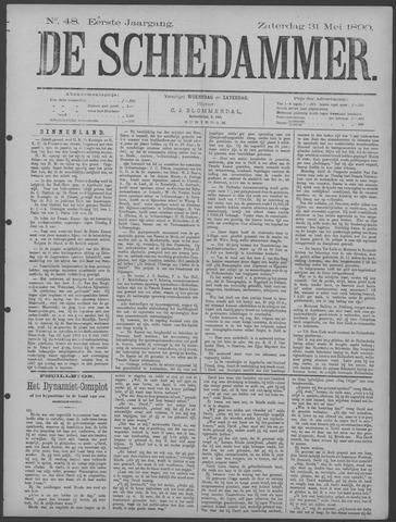 De Schiedammer 1890-05-31