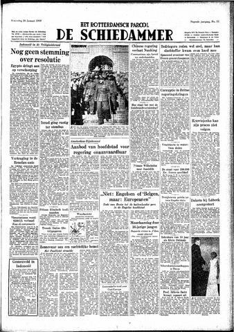Rotterdamsch Parool / De Schiedammer 1949-01-26