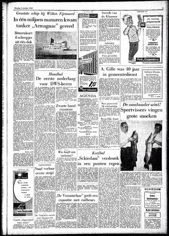 Rotterdamsch Parool / De Schiedammer 1961-10-03