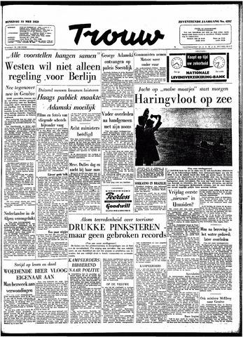 Trouw / De Rotterdammer 1959-05-19