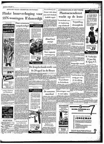Rotterdamsch Parool / De Schiedammer 1963-03-08