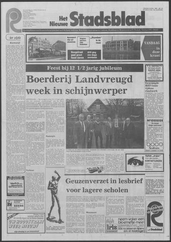 Het Nieuwe Stadsblad 1982-04-09