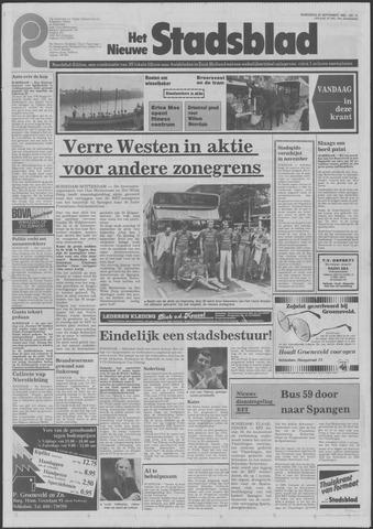 Het Nieuwe Stadsblad 1982-09-22