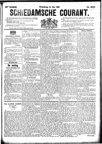 Schiedamsche Courant 1916-05-10