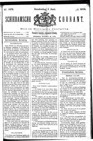 Schiedamsche Courant 1879-06-05