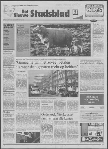 Het Nieuwe Stadsblad 2002-02-21