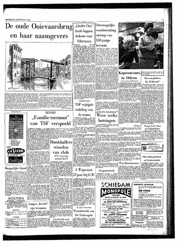 Rotterdamsch Parool / De Schiedammer 1963-10-16