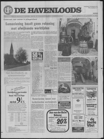 De Havenloods 1974-02-28