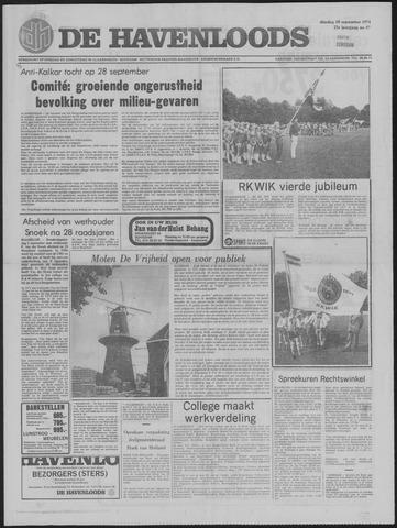 De Havenloods 1974-09-10
