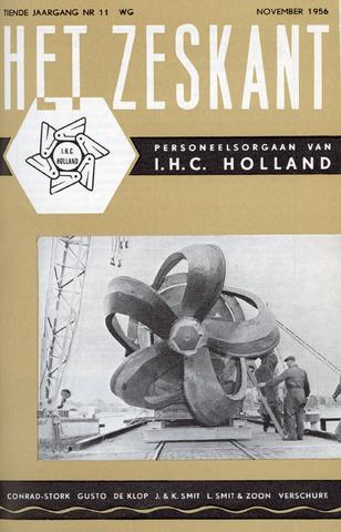 Het Zeskant 1956-11-01