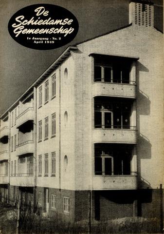 Schiedamse Gemeenschap (tijdschrift) 1949-04-01