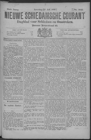 Nieuwe Schiedamsche Courant 1897-07-17