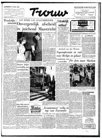Trouw / De Rotterdammer 1959-07-11