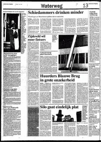 Rotterdamsch Nieuwsblad / Schiedamsche Courant / Rotterdams Dagblad / Waterweg / Algemeen Dagblad 1991-06-07