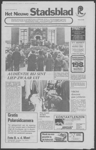 Het Nieuwe Stadsblad 1977-12-02