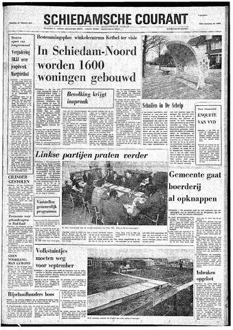 Rotterdamsch Nieuwsblad / Schiedamsche Courant / Rotterdams Dagblad / Waterweg / Algemeen Dagblad 1974-02-19