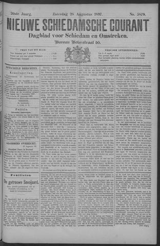 Nieuwe Schiedamsche Courant 1897-08-28