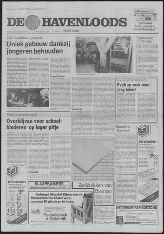 De Havenloods 1978-01-12