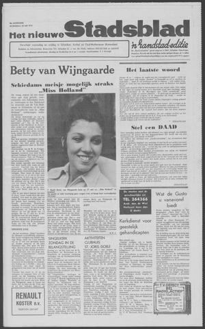 Het Nieuwe Stadsblad 1970-05-20