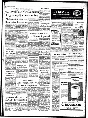 Rotterdamsch Parool / De Schiedammer 1962-11-17