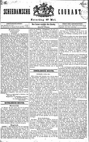 Schiedamsche Courant 1851-05-17