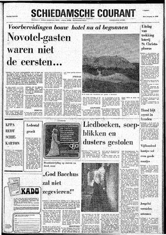 Rotterdamsch Nieuwsblad / Schiedamsche Courant / Rotterdams Dagblad / Waterweg / Algemeen Dagblad 1974-07-09
