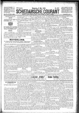 Schiedamsche Courant 1929-05-08