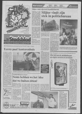 Het Nieuwe Stadsblad 1989-09-15