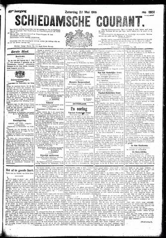 Schiedamsche Courant 1916-05-27
