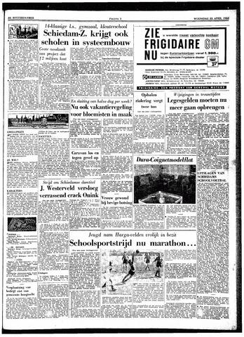 Trouw / De Rotterdammer 1962-04-25