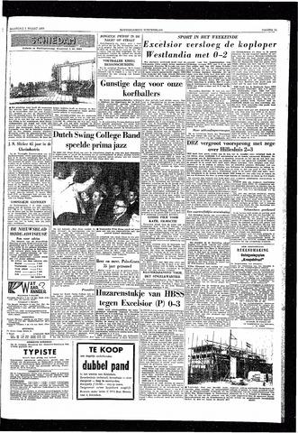 Rotterdamsch Nieuwsblad / Schiedamsche Courant / Rotterdams Dagblad / Waterweg / Algemeen Dagblad 1959-03-02