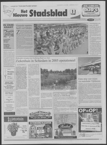 Het Nieuwe Stadsblad 2002-07-31