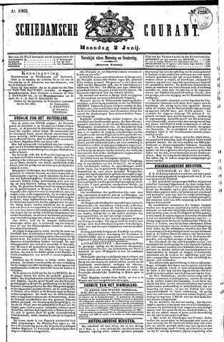 Schiedamsche Courant 1862-06-02