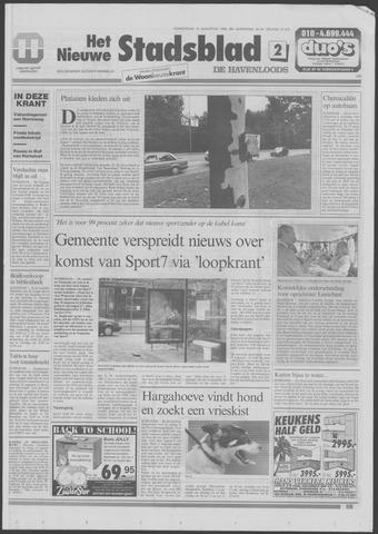 Het Nieuwe Stadsblad 1996-08-15